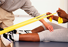 Physical Therapy for Knee